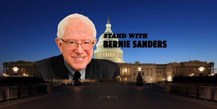 Bernie cover photo